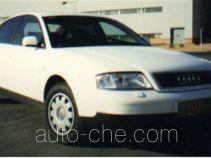 奥迪(AUDI)牌AUDI-A6L-2.4型轿车