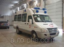 安旭牌AX5041XJH型救护车
