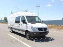 Anxu environmental monitoring vehicle