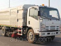 Anxu AX5100TXSQL4 street sweeper truck