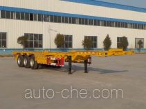 Liangshan Yuantian AYC9401TJZE container transport trailer