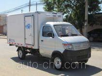 北铃牌BBL5025XLC型冷藏车
