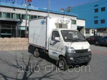 北铃牌BBL5026XLC型冷藏车