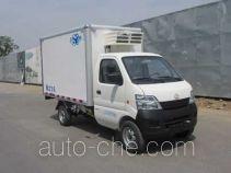 北铃牌BBL5027XLC型冷藏车