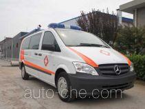 北铃牌BBL5030XJH型救护车
