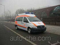 北铃牌BBL5033XJH型救护车