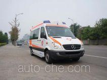 北铃牌BBL5040XJH型救护车