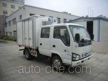 北铃牌BBL5040XLC型冷藏车