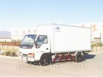 Beiling BBL5051XBWL insulated box van truck