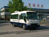 巴斯达牌BBL5051XJE型公共安全监测车