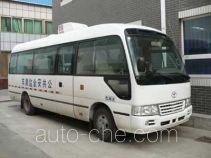 巴斯达牌BBL5054XJE型公共安全监测车