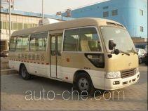 巴斯达牌BBL5054XJE1型公共安全监测车