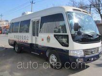 巴斯达牌BBL5054XJE4型公共安全监测车