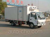 北铃牌BBL5070XLC型冷藏车