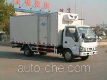 北铃牌BBL5073XLC型冷藏车