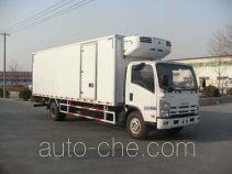 北铃牌BBL5091XLC型冷藏车