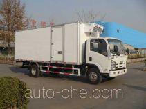 北铃牌BBL5092XLC型冷藏车