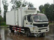 北铃牌BBL5110XLC型冷藏车