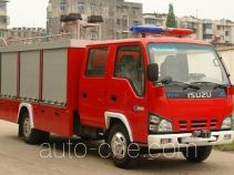 Longhua BBS5050TXFJY22 fire rescue vehicle