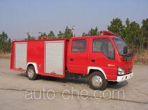 Longhua BBS5060GXFSG20 fire tank truck
