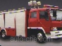 Longhua BBS5120TXFJY65 fire rescue vehicle
