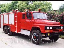 Longhua BBS5130GXFPM60ZP foam fire engine