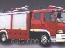 Longhua BBS5140GXFPM55ZP foam fire engine