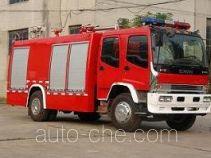 Longhua BBS5160GXFAP55 пожарный автомобиль тушения пеной класса А