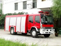 Longhua BBS5160GXFPM60W foam fire engine