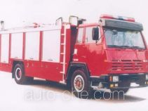 Longhua BBS5160GXFPM65ZP foam fire engine