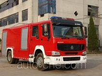 Longhua BBS5190GXFPM80H foam fire engine
