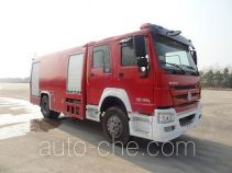 Longhua BBS5200GXFPM80H foam fire engine