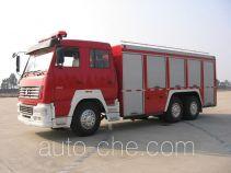 Longhua BBS5250GXFPM110ZP foam fire engine