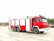 Longhua BBS5250GXFSG120ZP fire tank truck