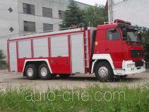 Longhua BBS5320GXFSG180ZP fire tank truck