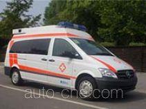 Chengzhi BCF5030XJH ambulance