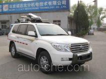 Chengzhi BCF5033XTX40 communication vehicle