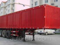 Dadi BDD9381XXY box body van trailer