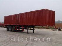 Dadi BDD9402XXY box body van trailer