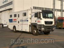 NHI Fracturing BFZ5160TBC control and monitoring vehicle