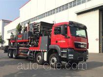 NHI Fracturing BFZ5320THS sand blender truck