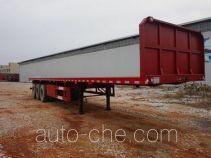 Ganan BGA9400P flatbed trailer