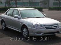北京现代牌BH7200EMX型两用燃料轿车