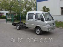 Foton BJ1020V2AL4-AB dual-fuel truck chassis