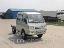 福田牌BJ1030V4AV4-AC型载货汽车底盘