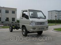 福田牌BJ1020V3JV4-AF型载货汽车底盘