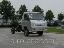 Foton BJ1020V0JL4-AC dual-fuel truck chassis