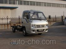 Foton BJ1022V3JV3-D1 dual-fuel truck chassis