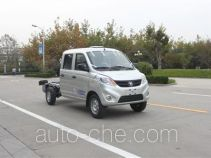 Foton BJ1036V3AL6-T6 dual-fuel truck chassis