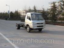 福田牌BJ1026V3JB5-L1型载货汽车底盘